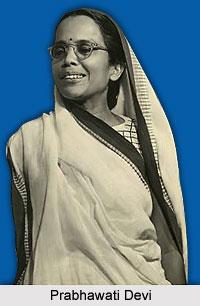 Prabhawati Devi, Indian Freedom Fighter