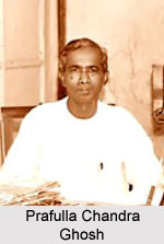 Prafulla Chandra Ghosh, Chief Minister of West Bengal