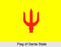 Princely State of Danta