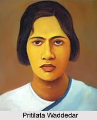 Pritilata Waddedar, Indian Revolutionary