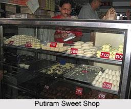 Putiram Sweets