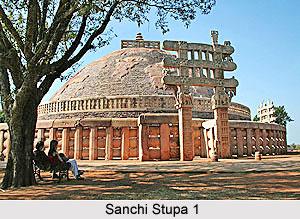 Sanchi Stupa 1