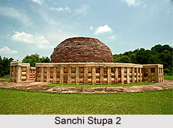 Sanchi Stupa 2