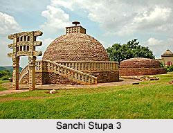 Sanchi Stupa 3