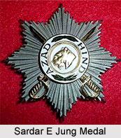 Sardar E Jung Medal
