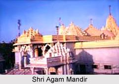 Shri Agam Mandir, Gujarat