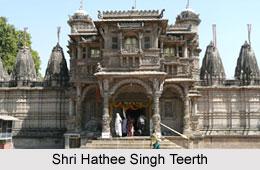 Shri Hathee Singh Teerth, Ahmedabad