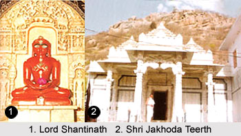 Shri Jakhoda Teerth, Rajasthan