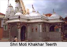 Shri Moti Khakhar Teerth, Gujarat