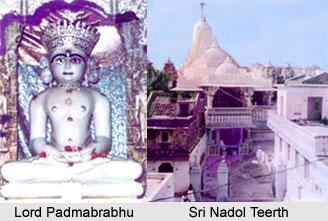 Shri Nadol Teerth, Rajasthan