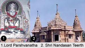 Shri Nandasan Teerth, Gujarat