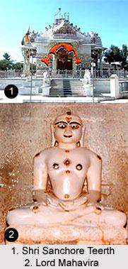 Shri Sanchore Teerth, Rajasthan