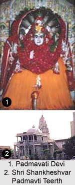 Shri Shankheshvar Padmavti Teerth, Gujarat