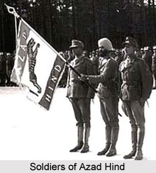 Soldiers of Azad Hind
