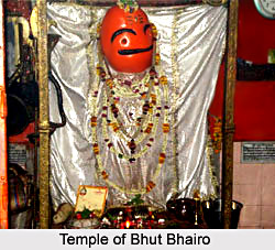 Temple of Bhut Bhairo, Varanasi