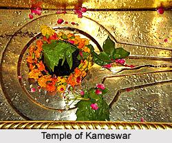 Temple of Kameswar, Varanasi