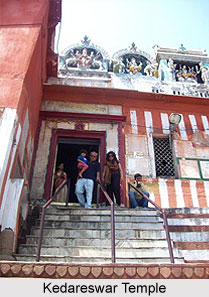 Temple of Kedareswar, Varanasi