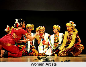 Women Artists in Kannada Theatre