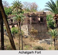 Achalgarh Fort, Mount Abu , Rajasthan