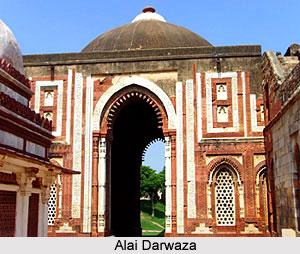Alai Darwaza Delhi