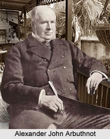 Alexander John Arbuthnot, Governor of Madras Presidency