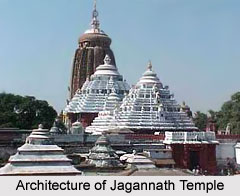 Architecture Of Jagannath Temple