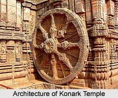 Architecture Of Konark Temple