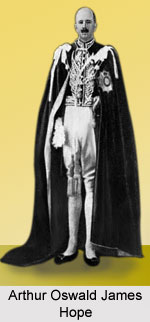 Arthur Oswald James Hope, Governor of Madras Presidency