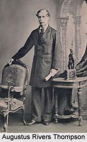 Augustus Rivers Thompson, Lieutenant Governor of Bengal Presidency