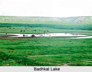 badhkal Lake