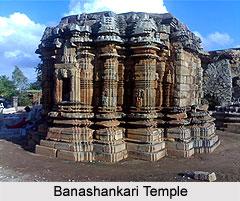 Banashankari Temple at Amargol