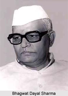 Bhagwat Dayal Sharma, Governor of Orissa