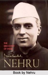 Book by Jawaharlal Nehru