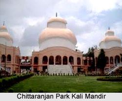 Chittaranjan Park Kali Mandir, Delhi