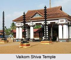 Deities of Vaikom Shiva Temple