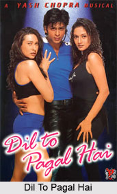 Dil To Pagal Hai , Indian movie