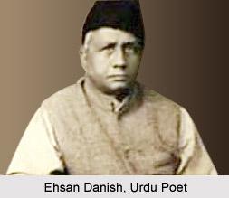 Ehsan Danish, Urdu Poet