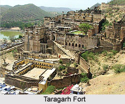 Gateway Of Taragarh Fort, Ajmer
