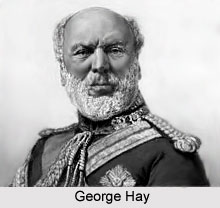 George Hay, Governor of Madras Presidency