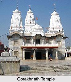 Gorakhnath Temple, Uttar Pradesh