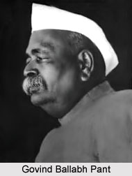 Govind Ballabh Pant, Indian Freedom Fighter