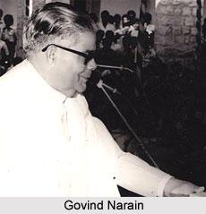 Govind Narain, Governor of Karnataka