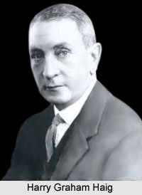 Harry Graham Haig
