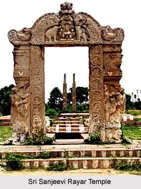 History of Sri Sanjeevi Rayar Temple, Ayyangar Kulam, South India