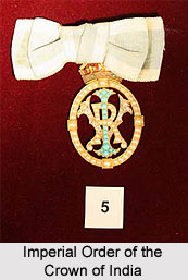 Imperial Order of the Crown of India