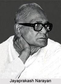 Jayaprakash Narayan and Sarvodaya