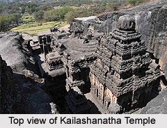 Kailashanatha Temple, Ellora, Maharashtra