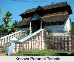 Kesava Perumal  temple, Tiruvattar, Tamil Nadu
