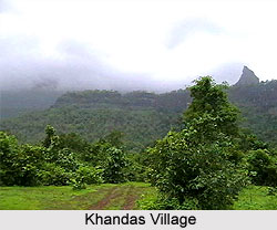 Khandas Village, Karjat, Maharashtra