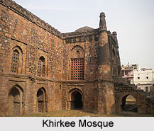 Khirkee Mosque